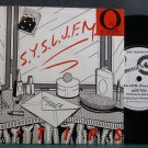 Q-TIPS~S.Y.S.L.J.F.M. (The Letter Song)~Shotgun SHOT ONE (New Wave) M- UK 45