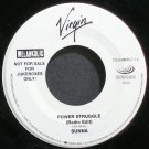 SUNNA~Power Struggle~Virgin 89575-7-1 (Electro) Promo Jukebox M- 45