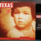 TEXAS~Alone with You~Mercury 7 / 866-412-7 (Indie Rock) M- UK 45
