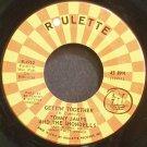 TOMMY JAMES & THE SHONDELLS~Gettin' Together~Roulette 4762 (Soft Rock) VG+ 45