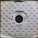 BILLY JOE WALKER, JR.~Defeated Creek (Edited Version)~MCA 53180 (Rock) Promo VG+ 45
