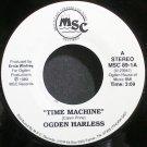 OGDEN HARLESS~Time Machine~MSC 89-1 M- 45