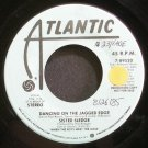 SISTER SLEDGE~Dancing on the Jagged Edge~Atlantic 89520 (Funk) Promo VG++ 45