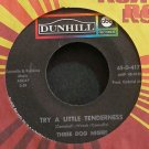 THREE DOG NIGHT~Try a Little Tenderness~ABC/Dunhill 45-D-4177 (Classic Rock)  45