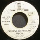 EAGLES~Peaceful Easy Feeling~Asylum 11013 Promo 45