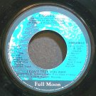 EAGLES & AMBROSIA~I Can't Tell You Why~Full Moon FMS49654 (OST)  45