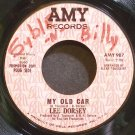 LEE DORSEY~My Old Car~Amy 987 (Soul) Promo 45