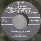 MR. ACKER BILK~Stranger on the Shore (Canada)~ATCO 6217 (Easy Listening) Canada 45