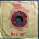 EDDY HOWARD~It's No Sin~Mercury 5711-X45 (Jazz Vocals) VG+ 45