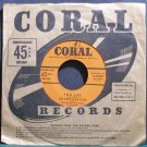 EILEEN BARTON~You Like~Coral 60805 VG+ 45