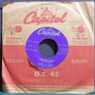 WHITING & WAKELY~Let's Live a Little~Capitol F1816 VG+ 45