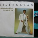 BILLY OCEAN~Get Outta My Dreams, Get Into My Car~Jive 9678 (Synth-Pop) VG+ 45