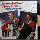 LAWRENCE WELK & MYRON FLOREN~Polka Favorites~I & M Teleproducts VG+ LP