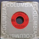 MARTY ROBBINS~No Tears Milady~Columbia 43845 VG+ 45