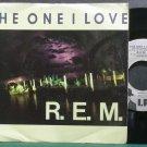 R.E.M.~The One I Love~I.R.S. 53171 (Classic Rock)  45
