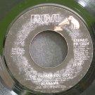 ALABAMA~The Closer You Get~RCA 13524  45