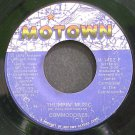 COMMODORES~Thumpin' Music~Motown 1402 F (Soul)  45