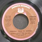 GLADYS KNIGHT & THE PIPS~Midnight Train to Georgia~Buddah 383 (Soul)  45