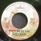 JACKY WARD~From Me to You~Mercury 55047  45