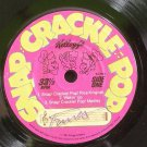 "UNKNOWN ARTIST~Snap Crackle Pop Tunes~Kellogg's SCP83  7"" 33 RPM EP"