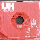 CARL MALCOLM~Fattie Bum-Bum~UK 2802 Promo VG+ 45