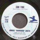 JOHNNY HAMMOND SMITH~Ebb Tide~Prestige 449 (Funk) VG+ 45
