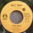BILLY SWAN~I Can Help~Monument 8621 (Rockabilly)  45