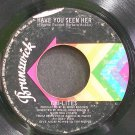 CHI-LITES~Have You Seen Her~Brunswick 55462 (Soul)  45