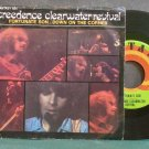 CREEDENCE CLEARWATER REVIVAL~Fortunate Son~Fantasy 634 (Classic Rock) VG+ 45
