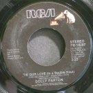 DOLLY PARTON~Tie Our Love~RCA 14297 VG+ 45