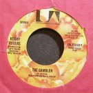 KENNY ROGERS~The Gambler~United Artists UA-X1250-Y VG+ 45