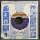 MICHAEL JACKSON~I Wanna Be Where You Are~Motown 1202F (Soul) VG+ 45