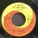 SEEKERS~A World of Our Own~Capitol 5430 (Rock & Roll)  45