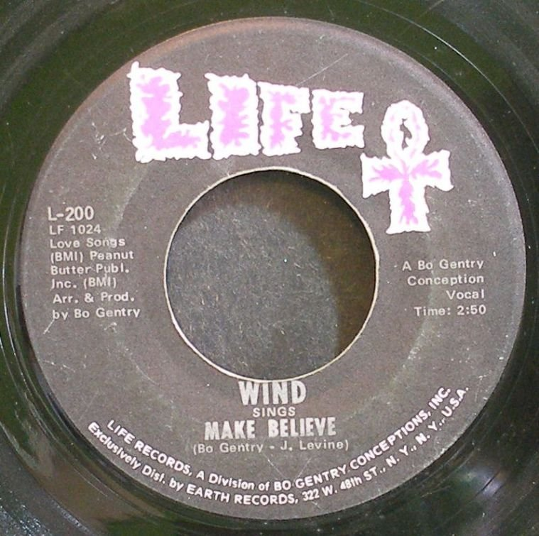 WIND~Make Believe~Life 200  45