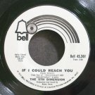 5TH DIMENSION~If I Could Reach You~Bell 45,261 (Soul)  45