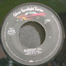 FATS DOMINO~Blueberry Hill~Capitol X004 (Rock & Roll)  45