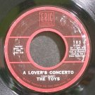 TOYS & BOB CREWE GENERATION~A Lover's Concerto~Eric 185 (Soft Rock)  45