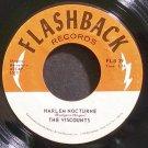 VISCOUNTS~Harlem Nocturne~Flashback 29 (Surf Rock)  45