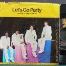 K.C. & THE SUNSHINE BAND~Let's Go Party~T.K. 1028 (Disco)  45