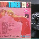 VARIOUS~12 Top Tunes, Volume 11~TOPS 45-S11 Rare VG+ 45 EP