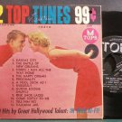 VARIOUS~12 Top Tunes, Volume 23~TOPS 45-S23 Rare VG+ 45 EP