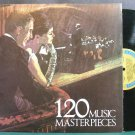 VARIOUS~120 Music Masterpieces~Columbia House 5630 VG++ 2LP