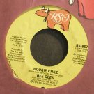 BEE GEES~Boogie Child~RSO 867 (Disco) VG+ 45
