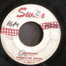 DANNY & THE JUNIORS~Daydreamers~Swan 4068 (Rock & Roll)  45