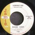 DUANE EDDY~Kommotion~Jamie 1163 (Instrumental Rock)  45