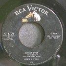 HOMER & JETHRO~Houn' Dawg~RCA Victor 6706  45