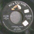 KAY STARR~Voodoo Man~RCA Victor 7338 (Soft Rock) Rare VG++ 45