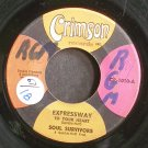 SOUL SURVIVORS~Expressway to Your Heart~Crimson 1010 (Funk)  45