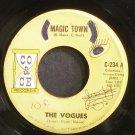 VOGUES~Magic Town~Co & Ce 234  45