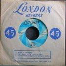 ZZ TOP~Tush~London 220 (Blues) 1st 45